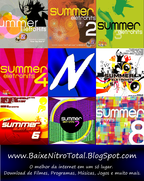 cd summer eletrohits 8 2011 gratis